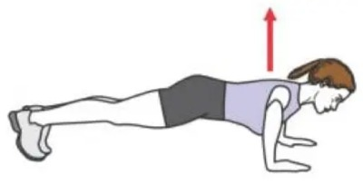 flexiones - ejercicios para core
