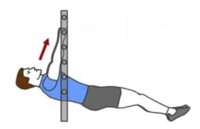 rem invertido - ejercicio para core en casa